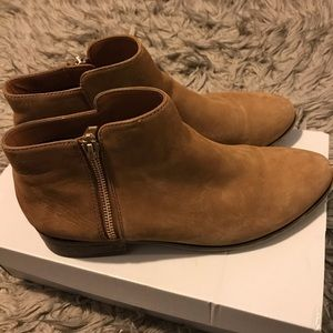 Suede Aldo Ankle Boots